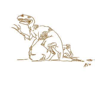 Zombievelociraptor